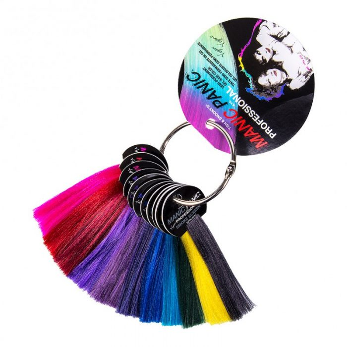 Палитра Manic Panic Professional Colour Swatch Ring