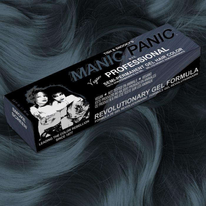 Профессиональная гелевая краска для волос SMOKE SCREEN - Manic Panic Professional