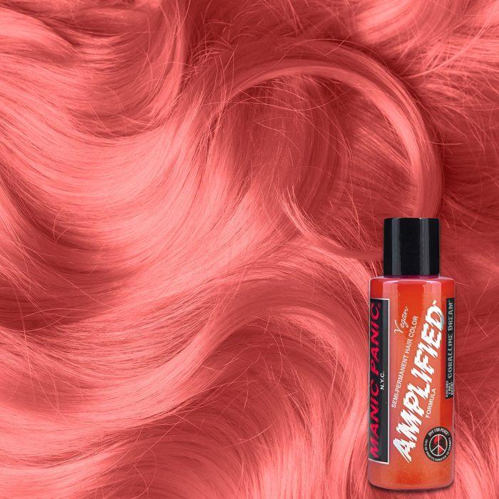 Усиленная коралловая краска для волос Coralline Dream