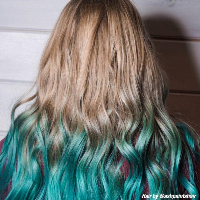 Профессиональная гелевая краска для волос BLUE BAYOU - Manic Panic Professional