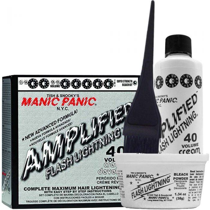 Набор для обесцвечивания волос Flash Lightning® Bleach Kit - 40