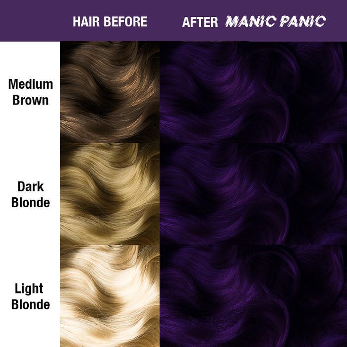 Краска для волос Deadly Nightshade