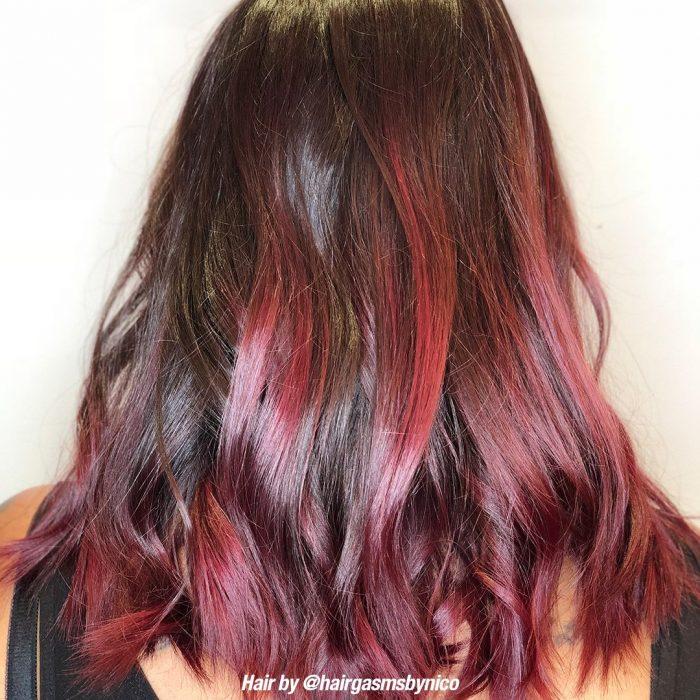 Профессиональная гелевая краска для волос DIVINE WINE - Manic Panic Professional
