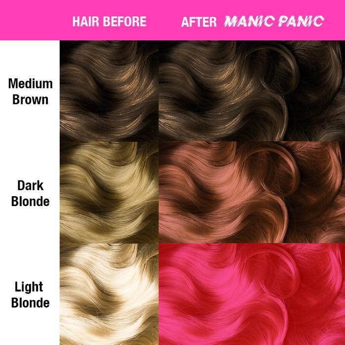 Краска для волос Electric Pink Pussycat