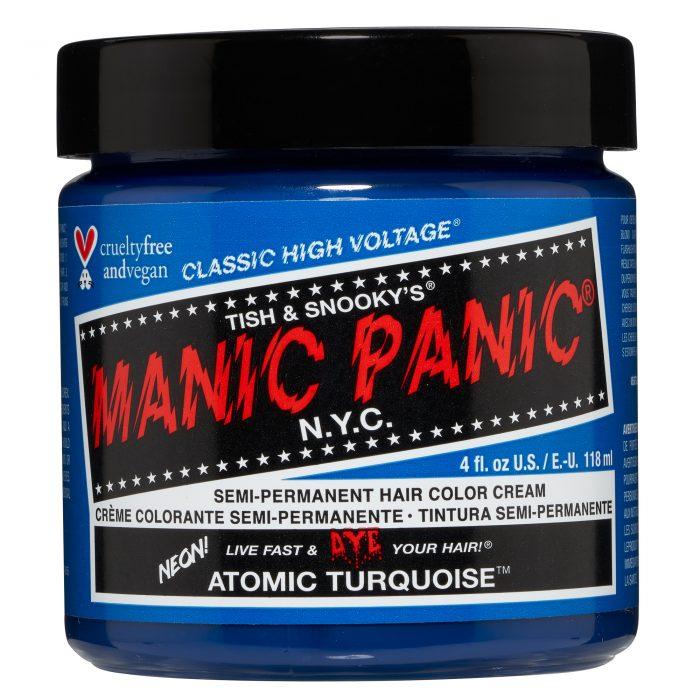 Бирюзовая краска для волос Atomic Turquoise