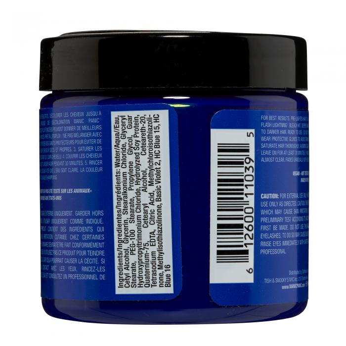 Краска для волос Rockabilly™ Blue
