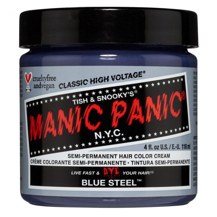 Голубая краска для волос Blue Steel™
