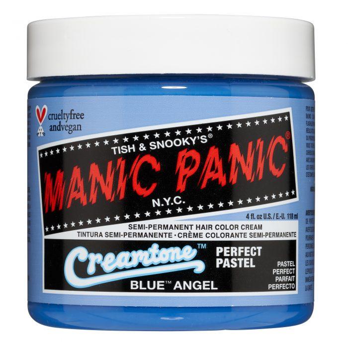 Синяя пастельная краска для волос  Blue Angel™ Creamtone™