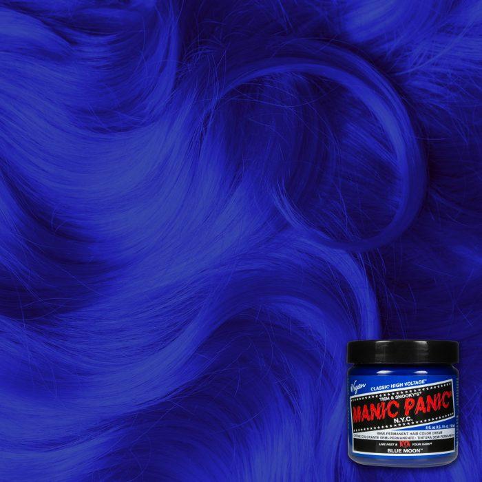 Краска для волос Blue Moon