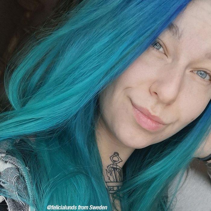Краска для волос Mermaid