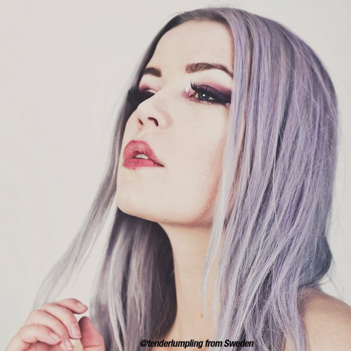 Пепельная краска для волос Amethyst Ashes