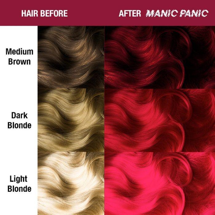 Краска для волос Vampire's Kiss