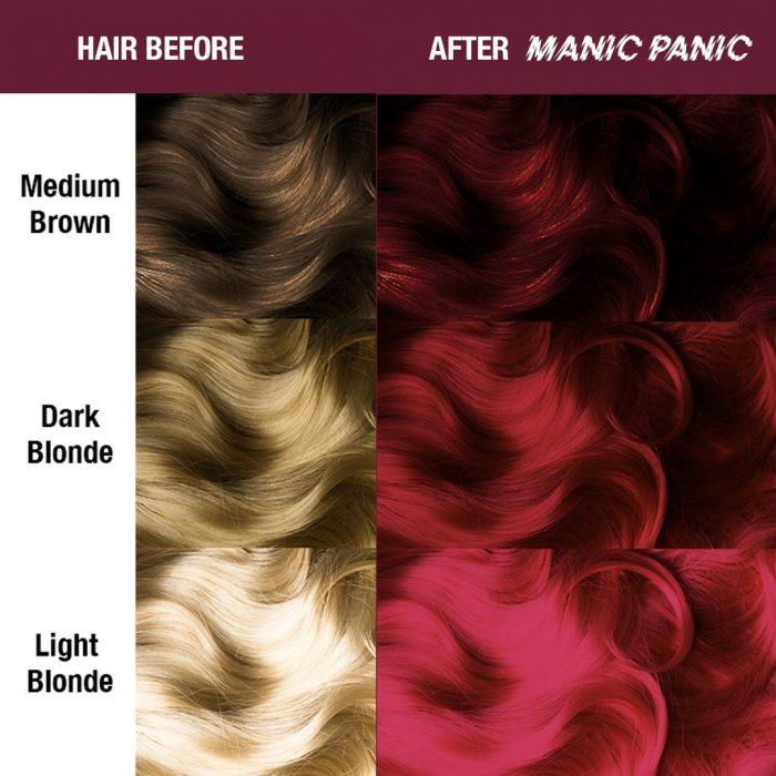 Краска для волос Vampire Red